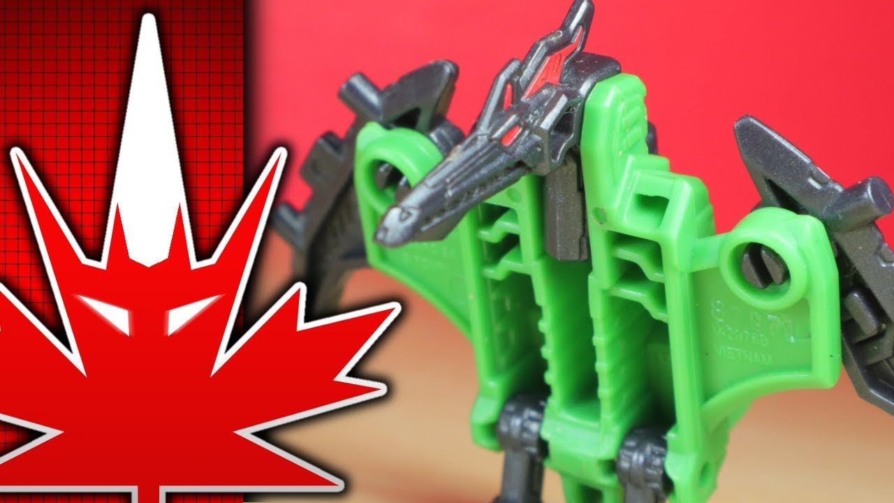 Generations Siege Pteraxadon Review by TFanPage101