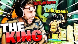 JE SUIS LE BOSS DU CACHE CACHE GAME SUR FORTNITE !!