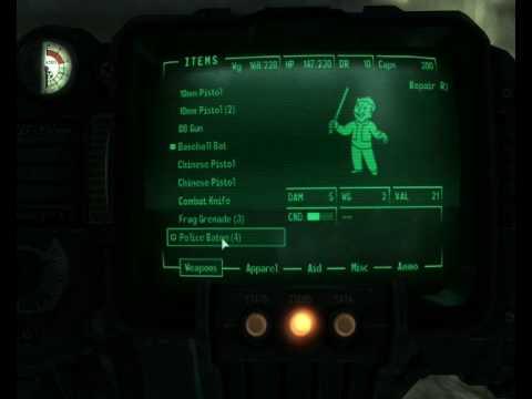 Fallout 3 (2) - Springvale School Part 1 -