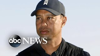 Tiger Woods car crash update