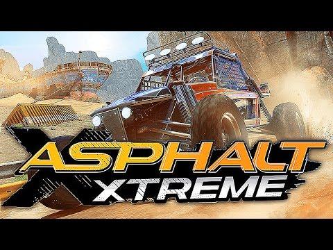 Asphalt Xtreme - Обзор игры на андроид - где скачать?