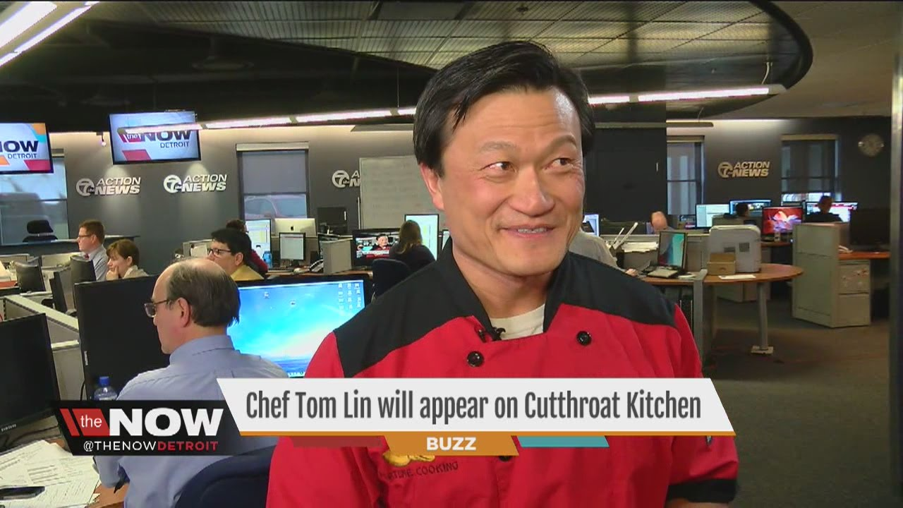 chef tom lin to appear on cutthroat kitchen youtube