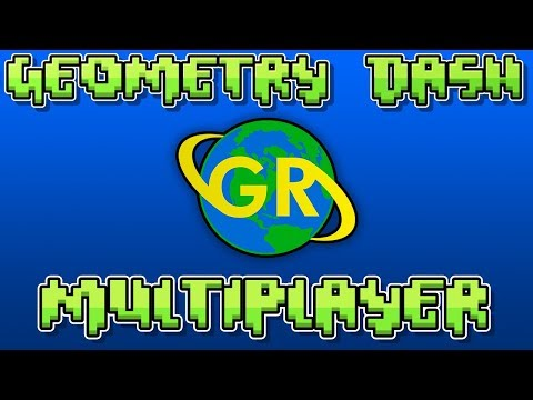 GEOMETRY DASH MULTIPLAYER BETA [RELEASE]