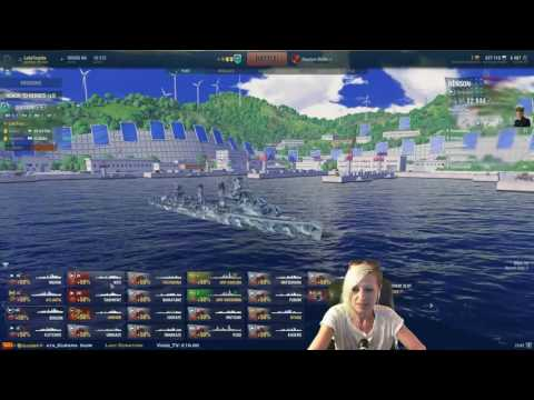 """World of Warships: """"Hang on, we're coming"""" [GER/ENG]"""