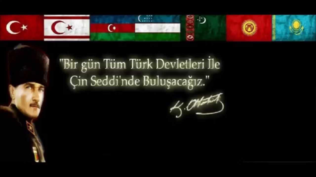 Türk Dünyası - YouTube