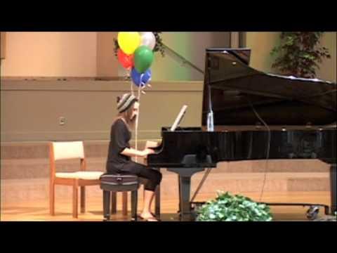 Abi Smith Plays Piano
