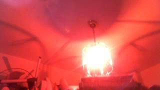 Чудо БТГ Гибрид на ифракрасной 5 ватной лампе  дает 240% КПД