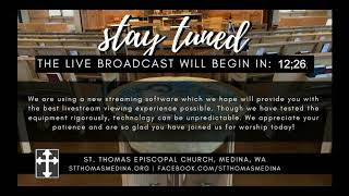 Worship - Sunday, December 20, 2020