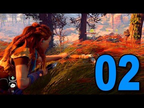 Horizon Zero Dawn - Part 2 - On The Hunt