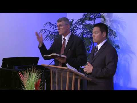 """""""The Four Visions of Daniel"""" - Pastor Peter Gregory"""