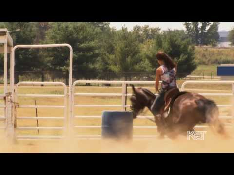 Barrel Racing Sisters | Kentucky Life | KET