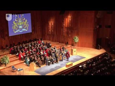London degree ceremony, Friday 28 March AM