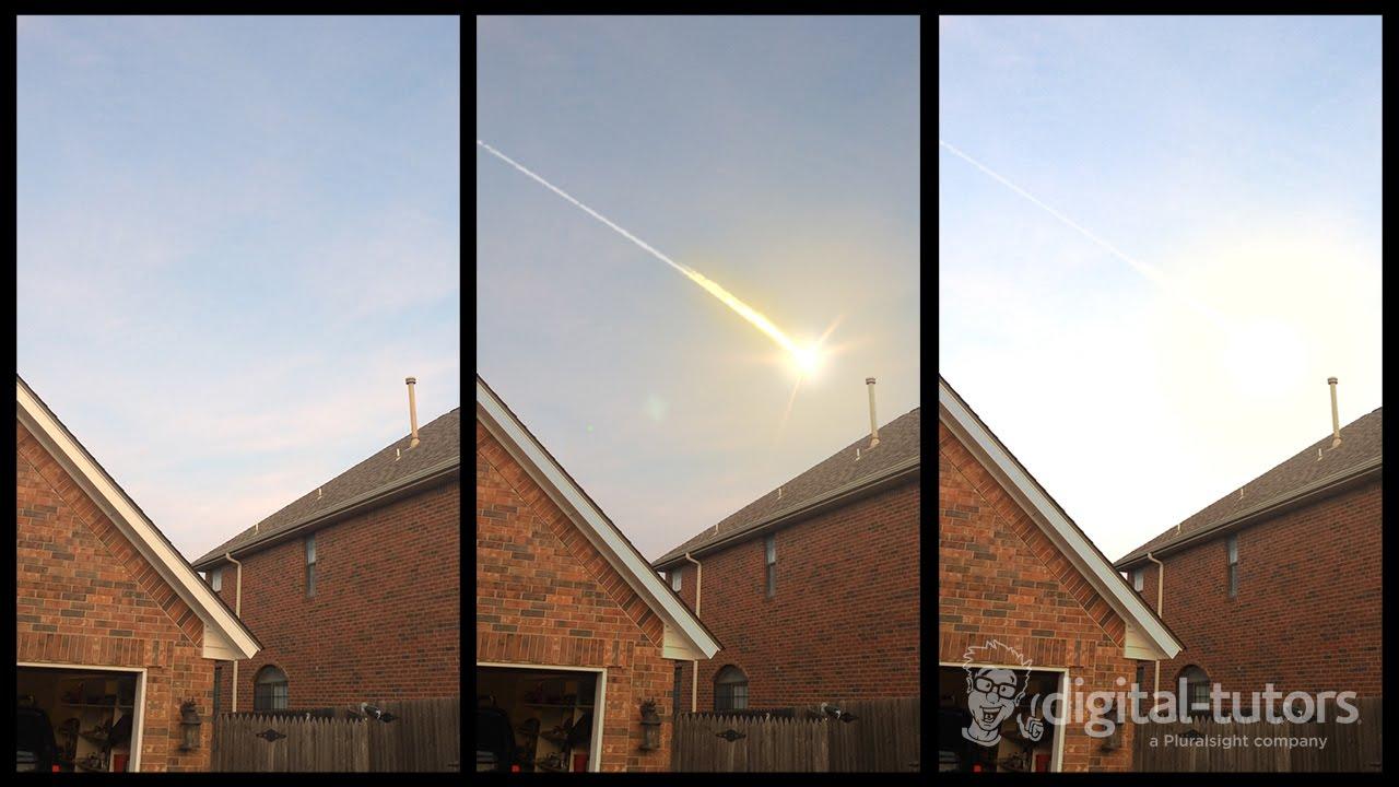 The Oklahoma City Meteor VFX Breakdowns