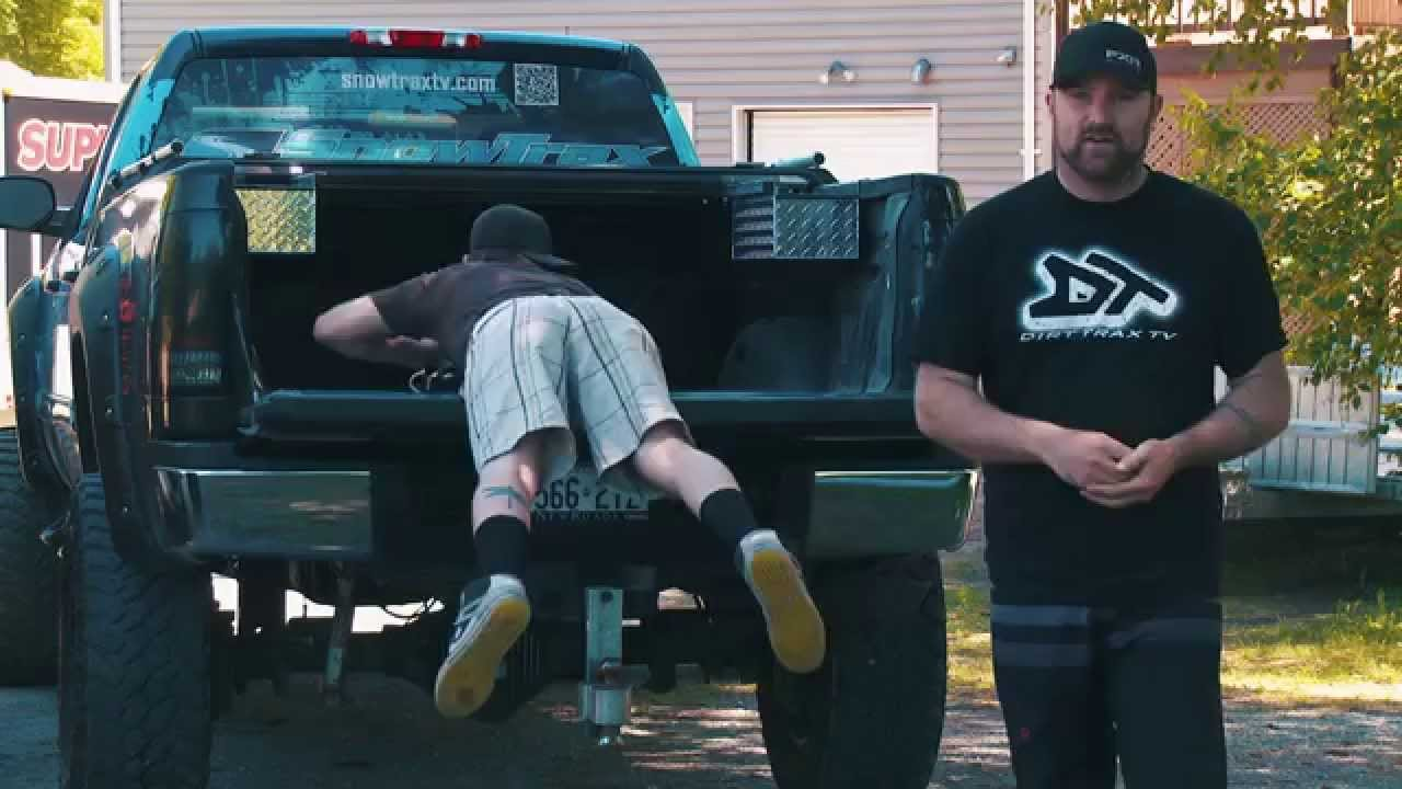 diamondback truck covers - youtube