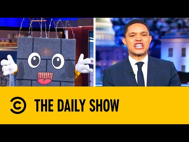 Donald Trump Is Getting His Wall | The Daily Show With Trevor Noah