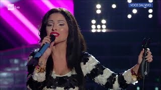Alessia Macari interpreta Anna Tatangelo: