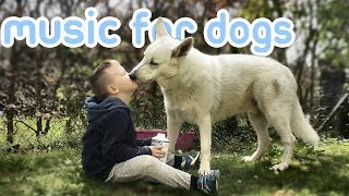 Calming Music for Dogs: 5 Hours of Soothing Deep Relaxing Songs! (2019)