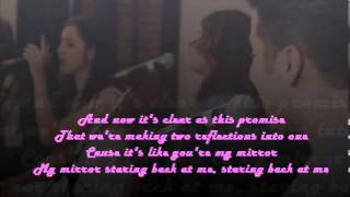 5th Harmony ft Boyce Avenue Mirrors Lyrics
