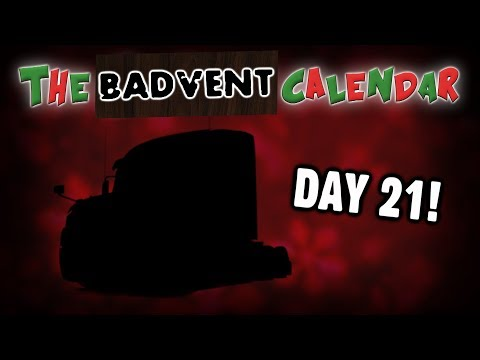 Big Rigs: Over the Road Racing Review | Badvent Calendar (DAY 21 - Worst Games Ever)