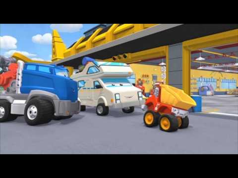 Camper Explorer Truck - The Adventures Of Chuck And Friends: Trucks Versus Wild