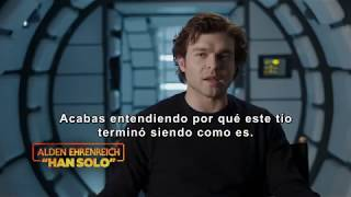 HAN SOLO: Una Historia de Star Wars - Making of: 'Convertirse en Han Solo' | HD