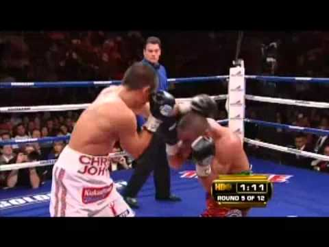 Chris John vs Rocky Juarez