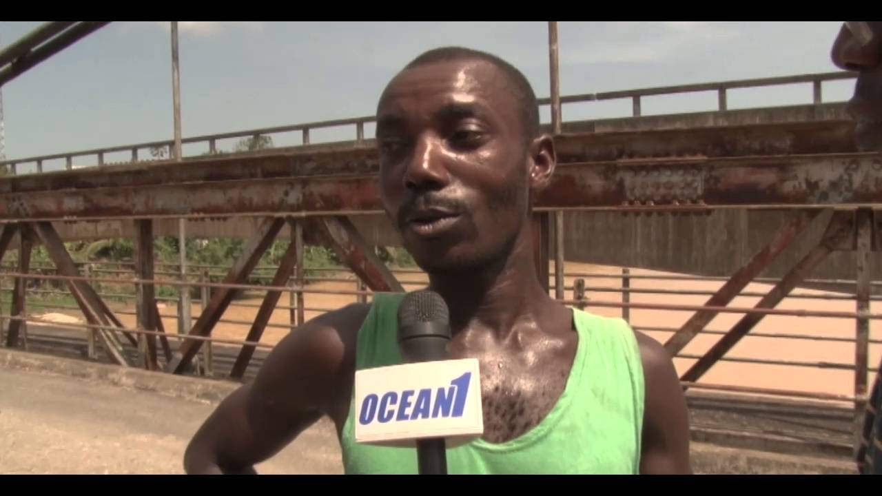 RESIDENTS OF BEPOSO ATTRIBUTES THE STATE OF RIVER PRA TO GALAMSEY OPERATORS mp4 NEW