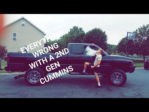 EVERYTHING WRONG WITH A 2ND GENERATION CUMMINS: EP. 1!!!