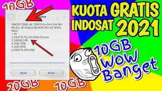 heboh! Kode Dial Kuota Gratis Indosat 2021 !