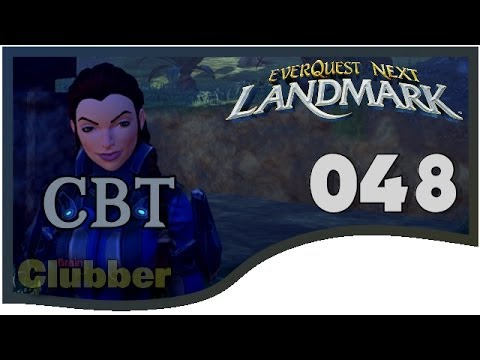 Everquest Next Landmark Gameplay #048 – Hallo Closed Beta – EQNext – CBT – MMORPG – Deutsch