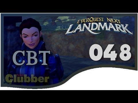 Everquest Next Landmark Gameplay #048 – Hallo Closed Beta – EQNext – CBT – MMORPG – Deutsch