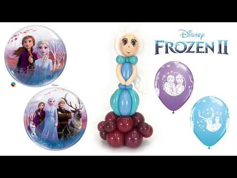 Balloon Ice Princess Tutorial - Q Corner Showtime LIVE! E36