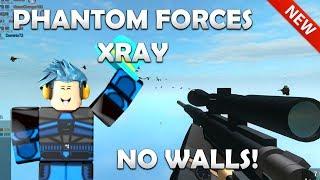 ROBLOX - PHANTOM forze NOCLIP XRAY (lavoro), sparare attraverso i muri (4th Gen)