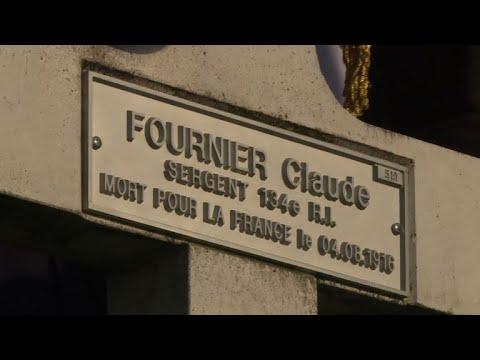 Verdun: le premier Poilu identifié grâce à son ADN inhumé