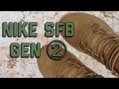 a0b1a157517 NIKE SFB GEN 2 COYOTE BOOTS UNBOXING AND OVERVIEW