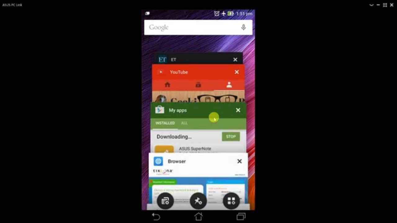 Learn to Download & Upgrade ASUS Zenfone 5 & 6 to New Lollipop