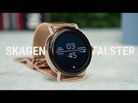 Skagen Falster Review: the prettiest Android Wear watch?