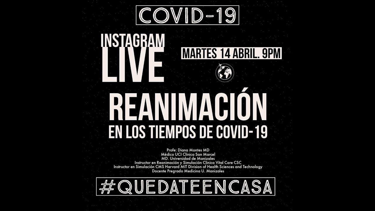 REANIMACION EN LOS TIEMPOS DEL COVID-19