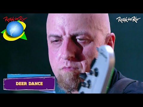 System Of A Down - Deer Dance LIVE【Rock In Rio 2015   60fpsᴴᴰ】