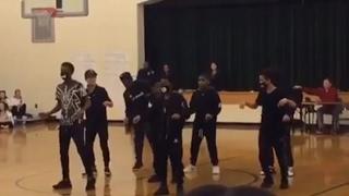 Rolex -Ayo and Teo Dance Proformence