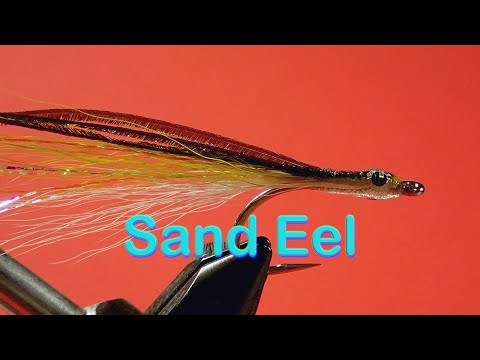 Beginner's Fly Tying Series: Easy Striped Bass Series - The Sand Eel Fly