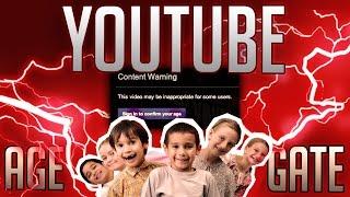 #YouTubeAgeGate | ColeoIsCringeo