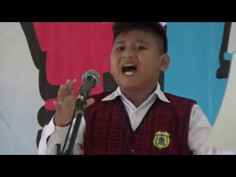 FLS2N Kota Metro Cabang Lomba Baca Puisi Tingkat SD 2017 part 2