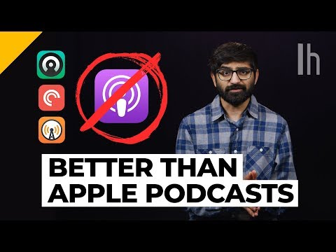 The Best Podcast Apps On IPhone
