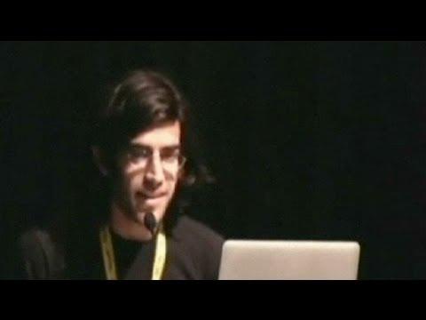 Fallece el ciberactivista Aaron Swartz