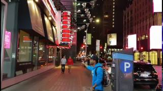 manhattan explosion, NY rubytuesday  times square 42st/7ave 2017
