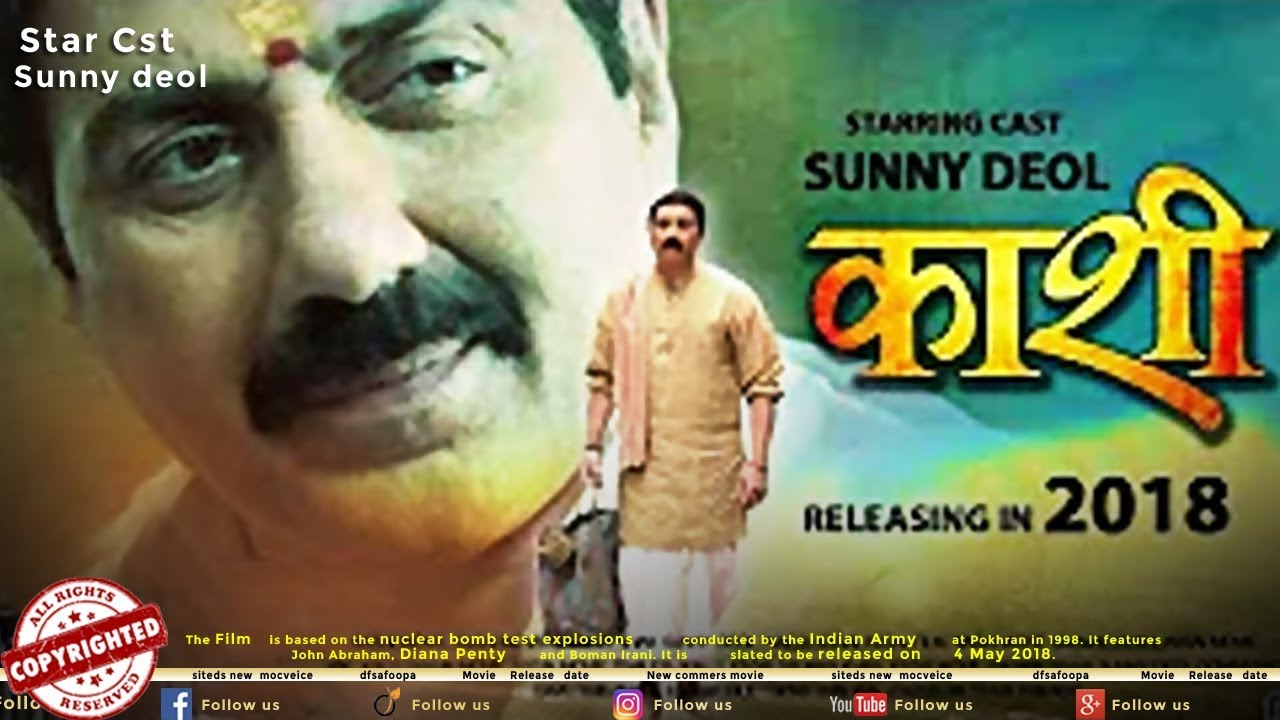 Kaashi Trailer | Sunny Deol Action Movies | Bollywood Upcoming Movies - Fan Made Trailer