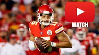 Patrick Mahomes Mid-season Highlights (HD)