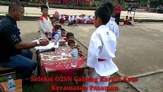 Seleksi KSN SD 2020 Cabang Karate Kata