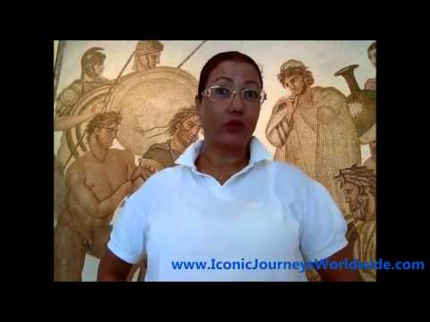 Voices from Tunisia: Comments from Aicha, a Tunisian tour guide...